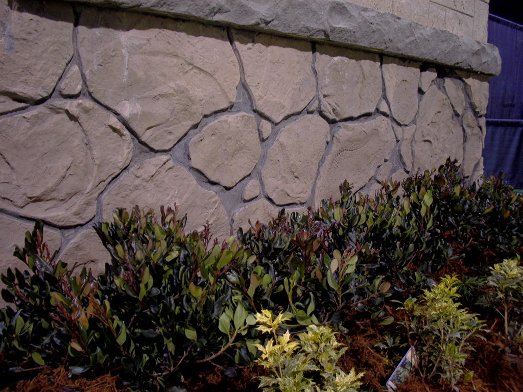 Hand Carved Concrete Stones