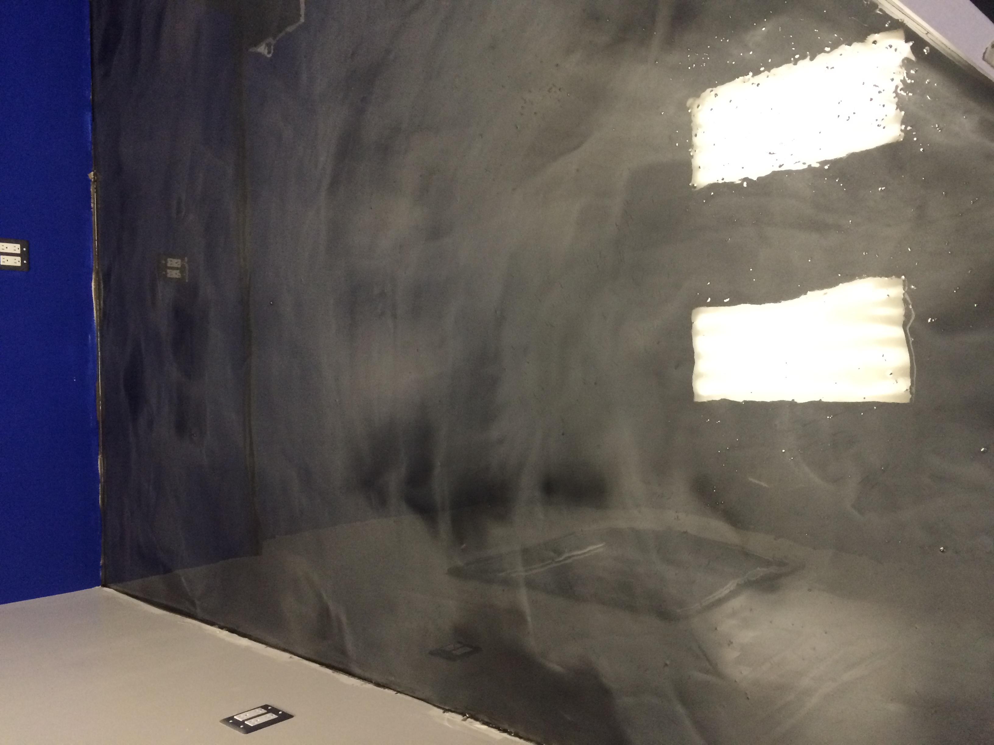 Silver Epoxy Flooring