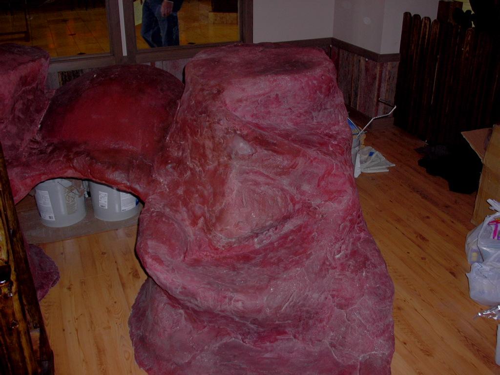 Faux Boulders