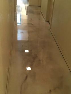 Epoxy Commercial Floor