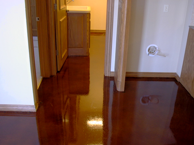 Durable Residential Epoxy Floor