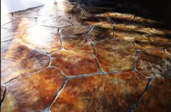 Italian Slate Flagstone Concrete