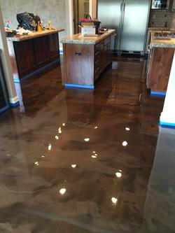 Seamless Epoxy Floors