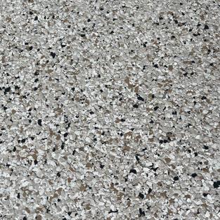 Industrial Garage Floor Epoxy Flake Blend