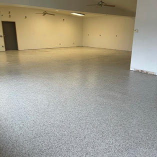 Commercial Grade Epoxy Flooring