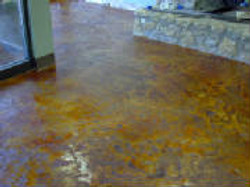 Stamped Concrete Overaly