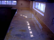 Multi Colored Epoxy Floor