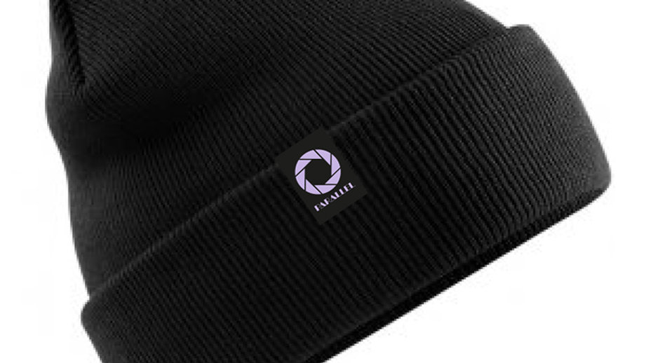 Parallel - Simplicity Beanie (Black)