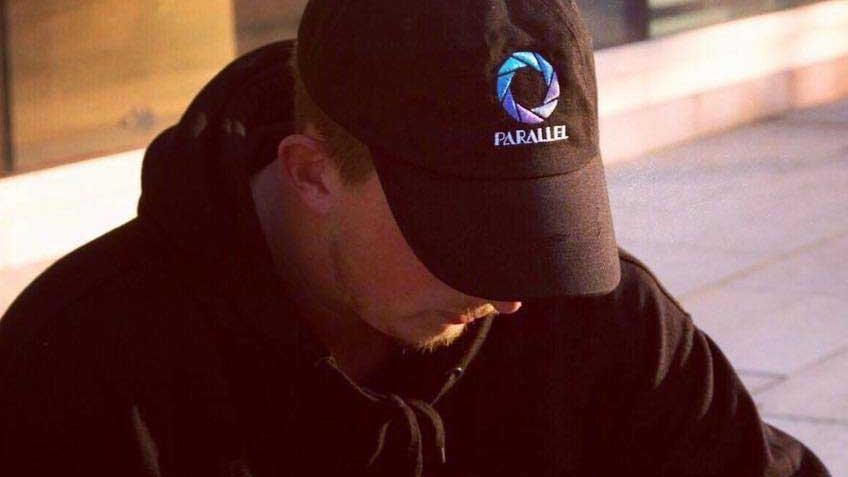 Parallel - Aperture Dad Cap (Black)