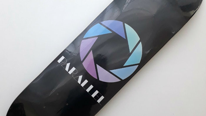 Parallel - Aperture Logo (Black)