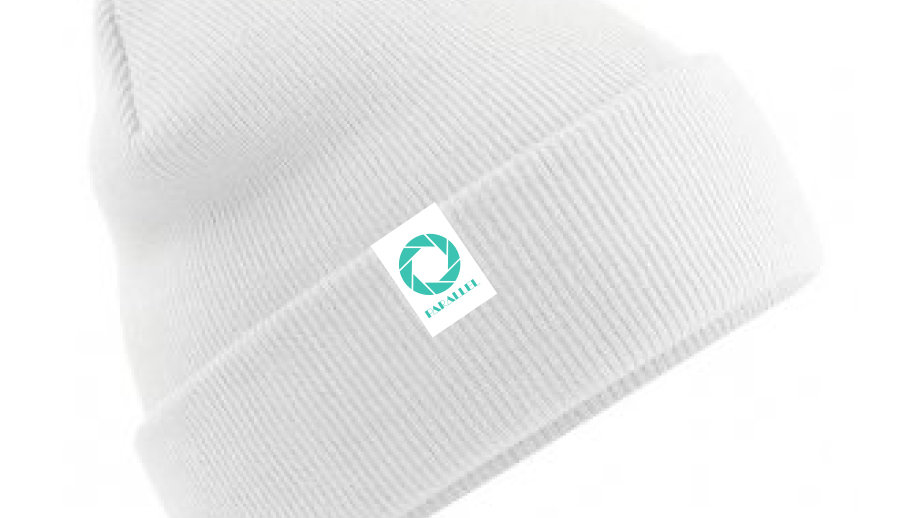 Parallel - Simplicity Beanie (White)