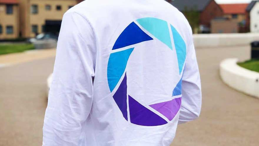Parallel - Aperture Long Sleeve (White)