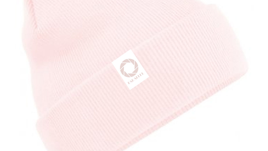 Parallel - Simplicity Beanie (Baby Pink)