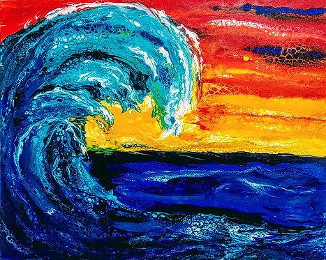 Wave of Solitude
