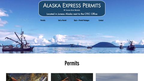 ALASKA EXPRESS PERMITS