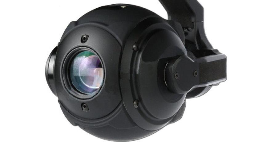 ATI 10x RGB Zoom Camera
