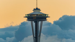 SPACE NEEDLE - ZOOMABLE CITY