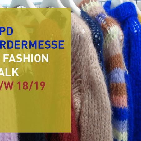 CPD Ordermesse & Fashion Talk