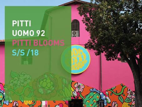Pitti Uomo 92 – Pitti Blooms
