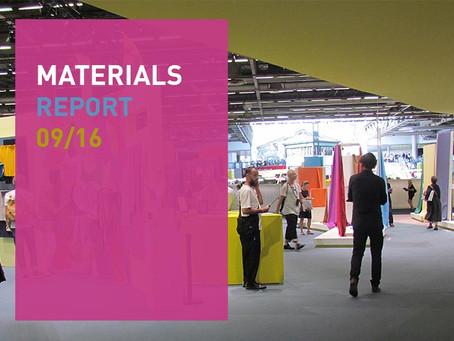 Materials – PV, MFS, MU