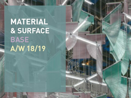 MATERIAL & SURFACE A/W 18/19