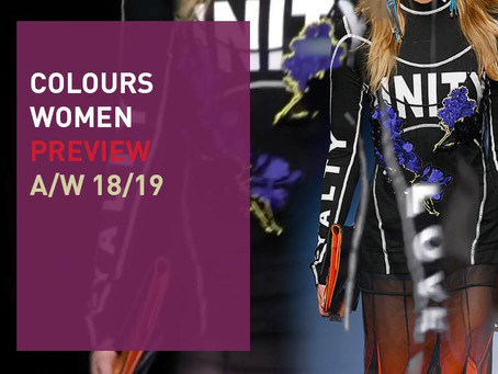 Colours Women Preview A/W 18/19