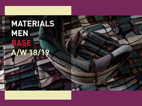 Materials Men Base A/W 18/19