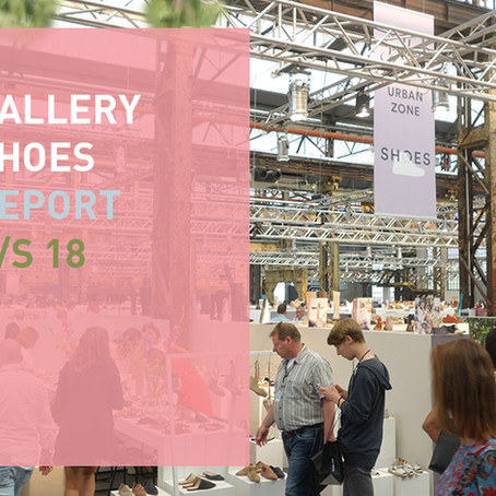 Gallery Shoes Messe-Report