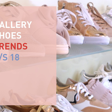 Gallery Shoes Trend-Report
