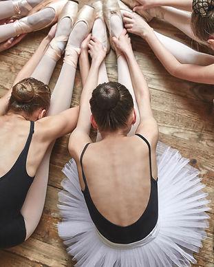 Ballerinaausdehnen