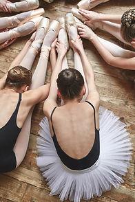 Ballerine Stretching