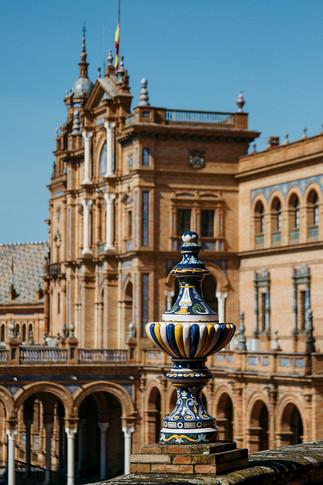"""""""Plaza de España"""" Sevilla, Spain"""