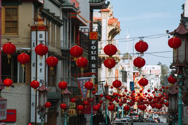 Chinatown San Francisco, CA