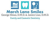 March Lane Smiles Dental office logo
