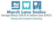 March Lane Smiles Dental office logo