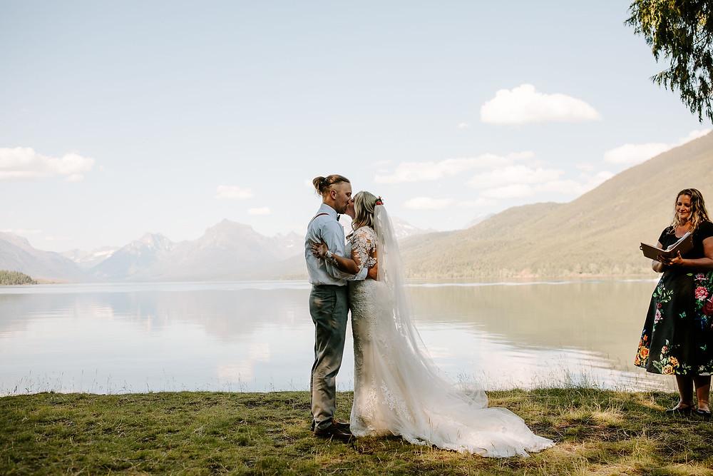 Ryan Meadows Elopement - Glacier National Park, MT