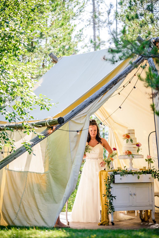 Canvas Tent Montana
