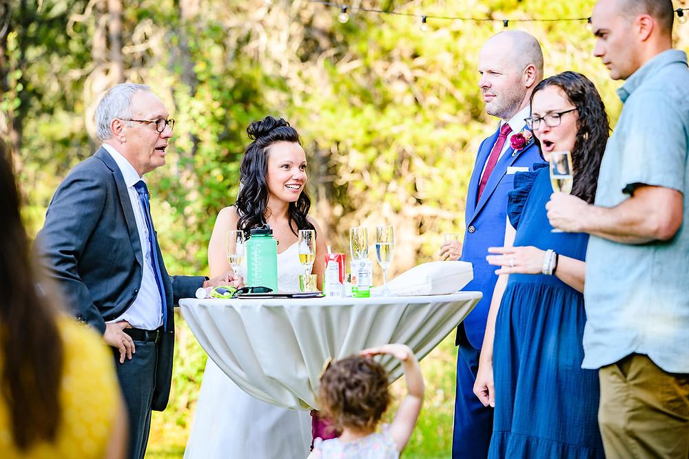 Glacier Park Weddings