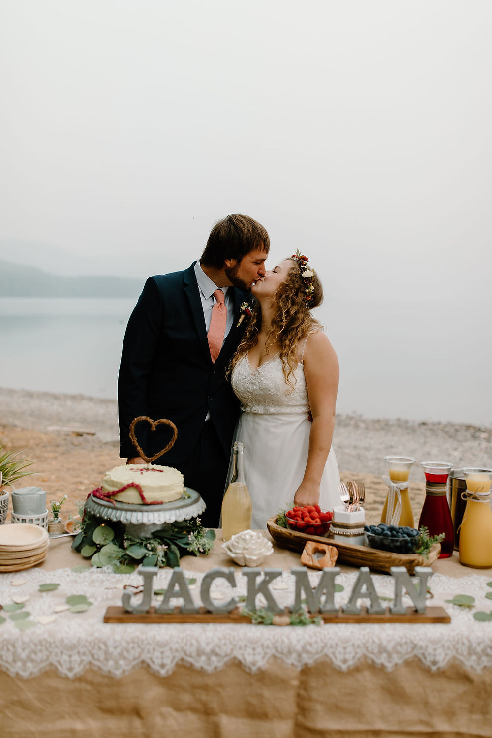 Ryan Meadows Elopement - Glacier National Park
