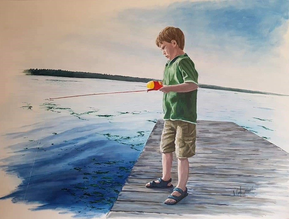 """Little Fisherman"""