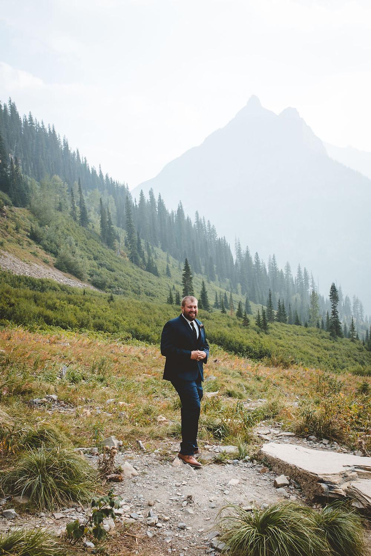 First look at Big Bend - Glacier National Park, MT