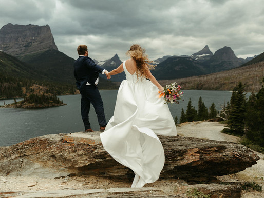 glacier national park wedding challenges (and ways to overcome them)