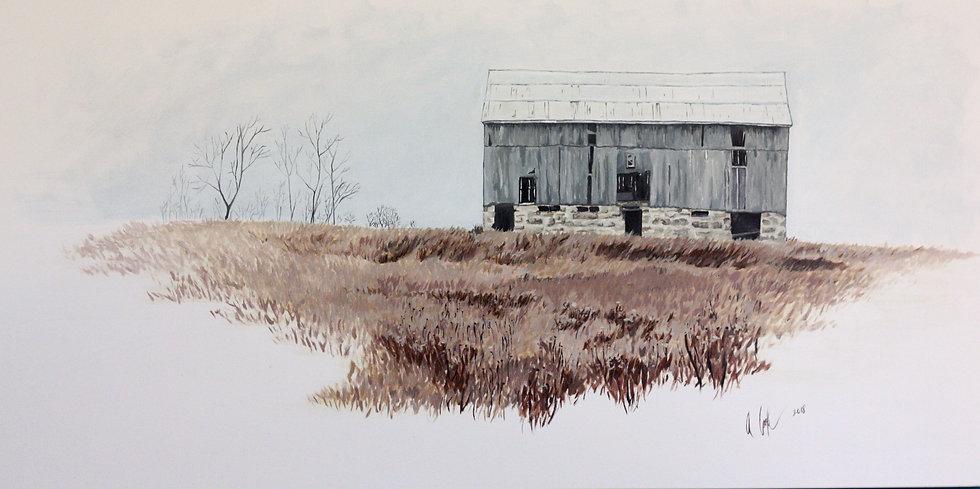Painting. Barn #1.JPG