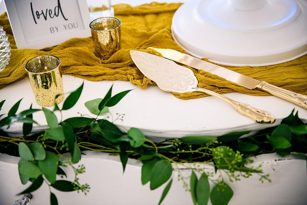 Wedding Cake Display
