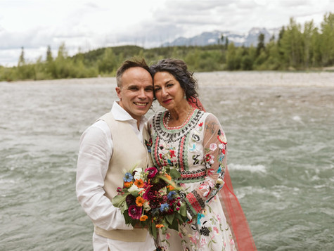 Polebridge Elopement & Celebration