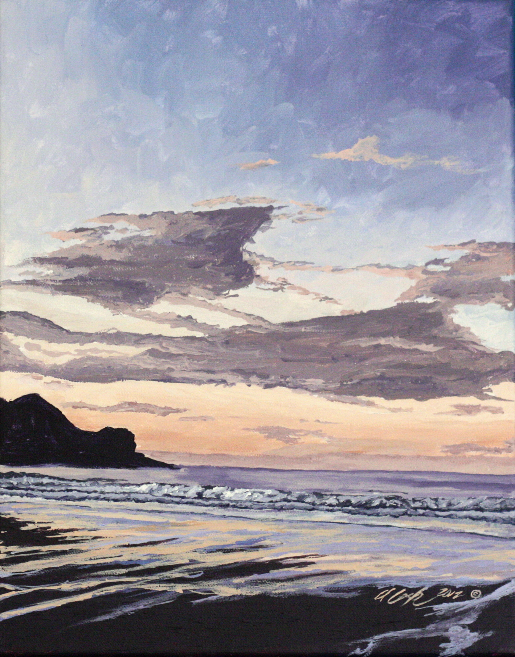 Cayton Bay #2 SOLD