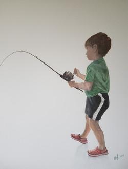 Little fisherman #2
