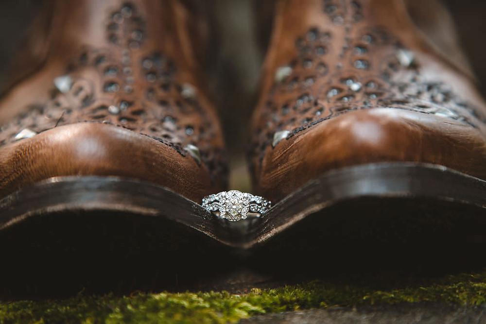 Montana Bride Wedding Boots