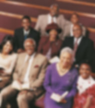 Family in Church