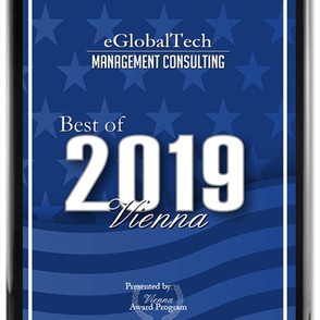 EGlobalTech Recognized as Best of Vienna